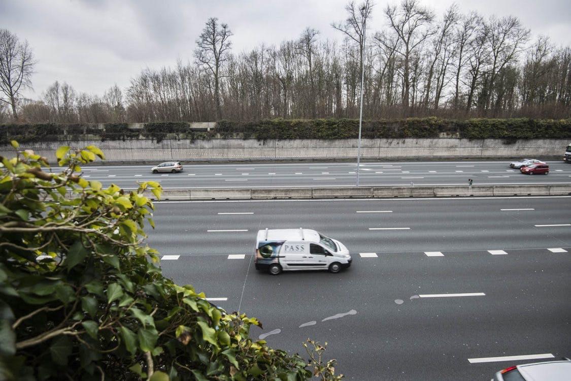 Meer dan 100 Utrechters doen mee aan actieloop tegen verbreding A27