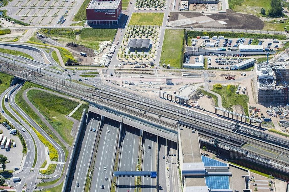 Grootschalige werkzaamheden op de A2 tussen Utrecht en Amsterdam
