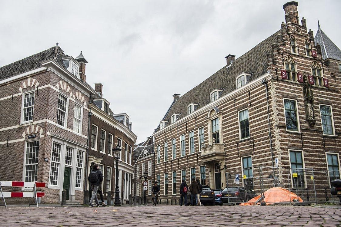 Geheimen van de stad: Koning Willem III gaat zijn boekje te buiten