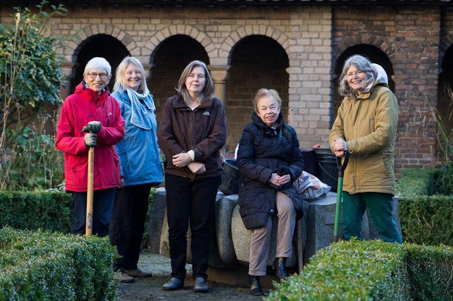 Initiatievenfonds: Vrijwilligers onderhouden al dertig jaar Pandhof Sinte Marie