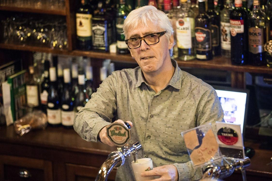 De Klassieker – Willem Slok: 'Gewoon een lekker cafeetje waar je lekker kunt lullen'