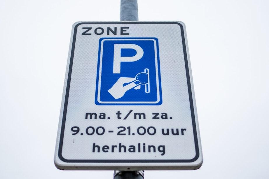 Parkeren in Utrecht wordt volgend jaar op de meeste plekken weer duurder