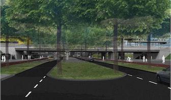 Herinrichting Westelijke Stadsboulevard geeft meer ruimte aan voetganger, fietser en OV