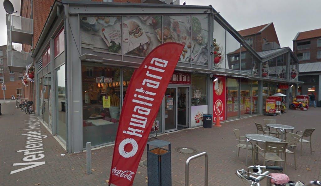 Cafetaria in Parkwijk voor de derde keer overvallen