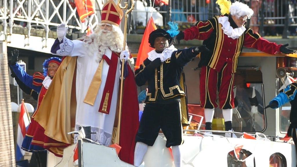 DUIC TV: Sinterklaas kwam in de stad en het werd een groot feest