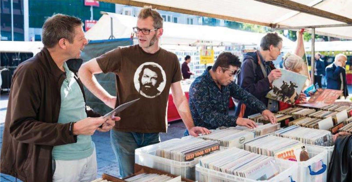 Vinyl is weer vet