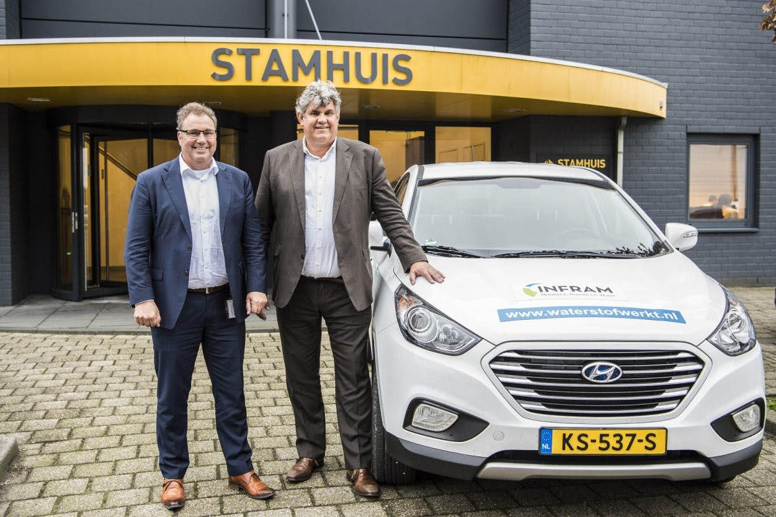Ondernemersfonds: Het Utrechtse bedrijfsleven kleurt groen
