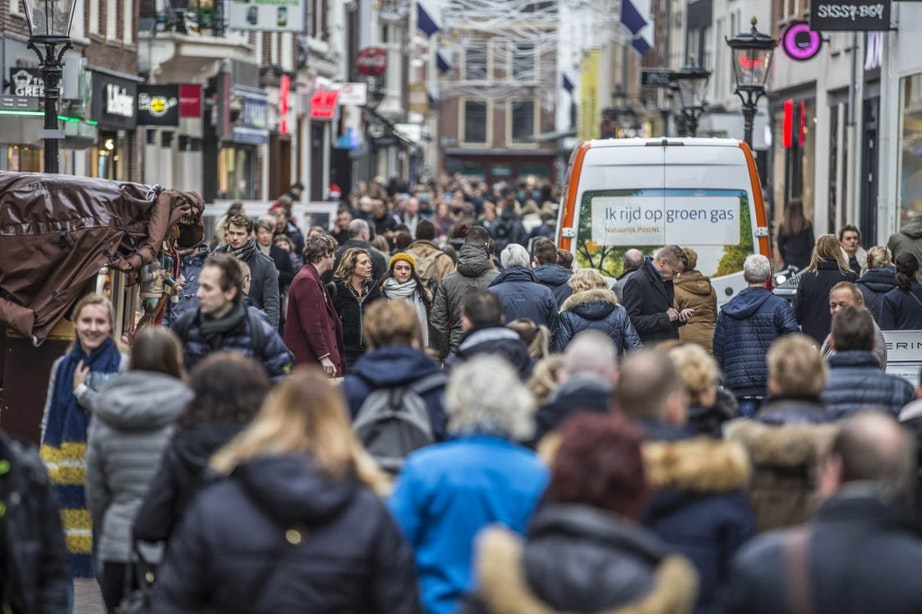 Utrecht groeit met 4931 inwoners