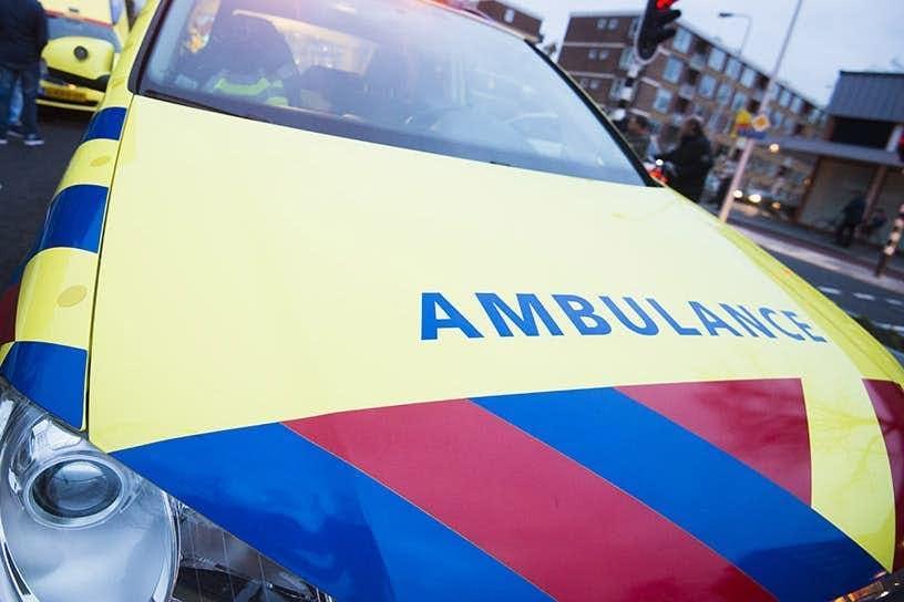 Politie zoekt getuigen van ernstig ongeluk op de Kardinaal de Jongweg