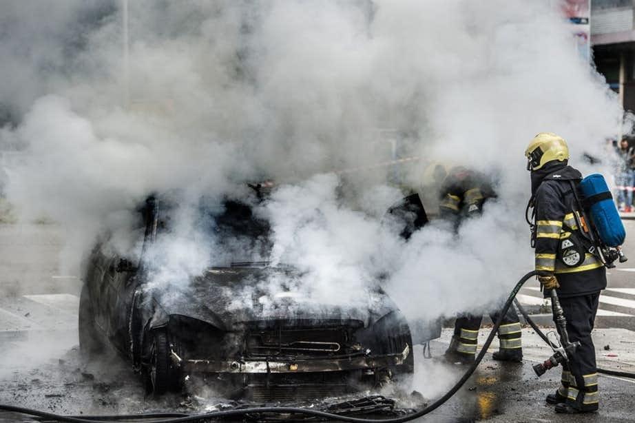 Weer een nacht vol autobranden in Utrecht