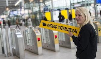 GroenLinks grote winnaar in Utrecht bij Europese verkiezingen