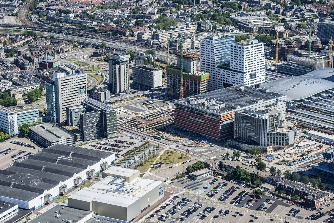 Belangrijke dag voor toekomst van Utrecht: raad besluit over Beurskwartier en Lombokplein