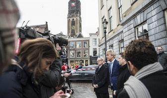 PVV Utrecht ziet moskee 'bij wijze van spreken liever afbranden'