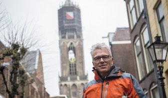 Het jaar van Jaap van Engelenburg: 'Maandenlang was ik elke dag op de Domtoren'