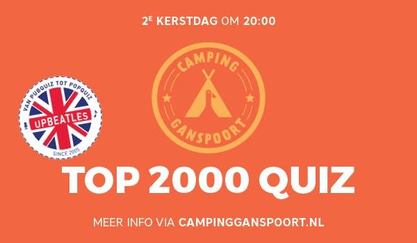 Camping Ganspoort en Upbeatles binden strijd aan met eenzame kerst