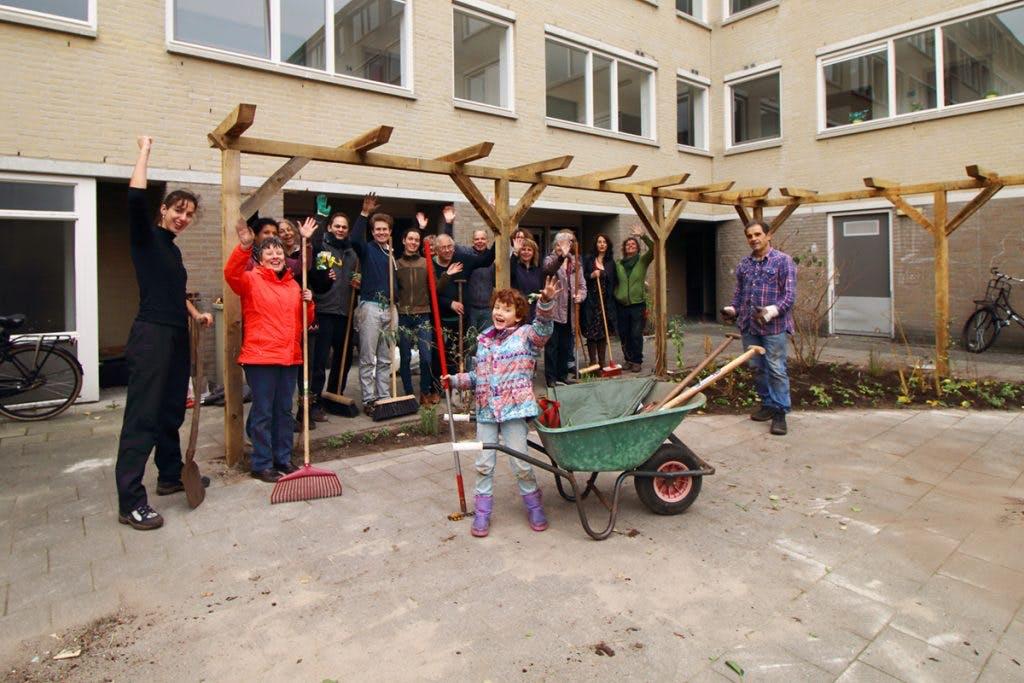 Hoe maken we Utrecht 'waterproof'? Drie projecten in Noordoost