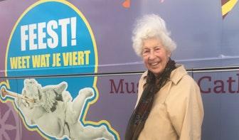 Bij de 90ste verjaardag van Marietje van Winter