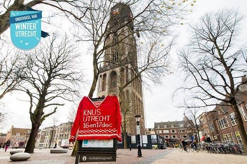 Utrecht 'verknust' in het weekend voor Kerst