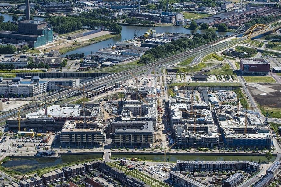 Leidsche Rijn Centrum krijgt toch een hoge toren
