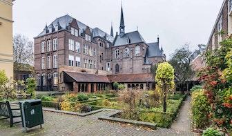 Crowdfunding voor 'groene oase' bij Pandhof Sinte Marie in Utrechtse binnenstad
