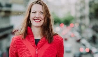 Het weekend van Marjolein van Alfen: 'Ik zie dat mensen uit Utrecht vertrekken'
