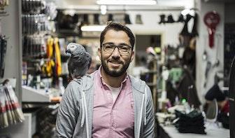 Allemaal Utrechters – Ali Sarvari: 'Bewoners van en rond de Twijnstraat zijn geweldig leuke mensen'