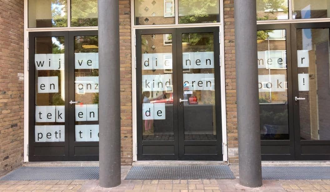 Tientallen Utrechtse scholen doen mee aan landelijke stakingsdag