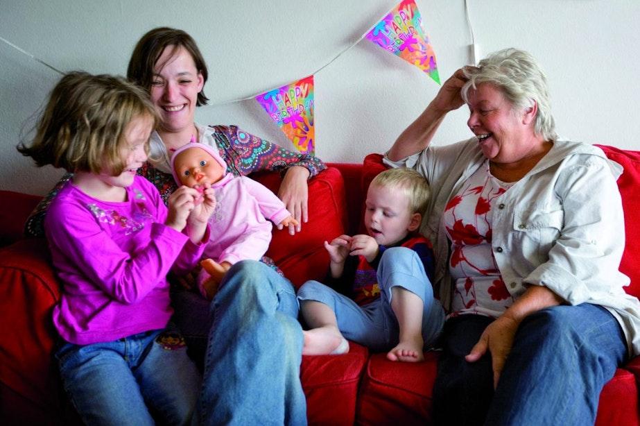 Kansen bieden aan gezinnen met jonge kinderen