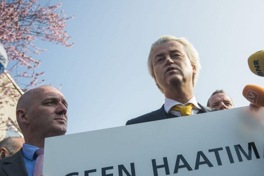 Geert Wilders komt vrijdag verklaring afgeven in stadhuis Utrecht