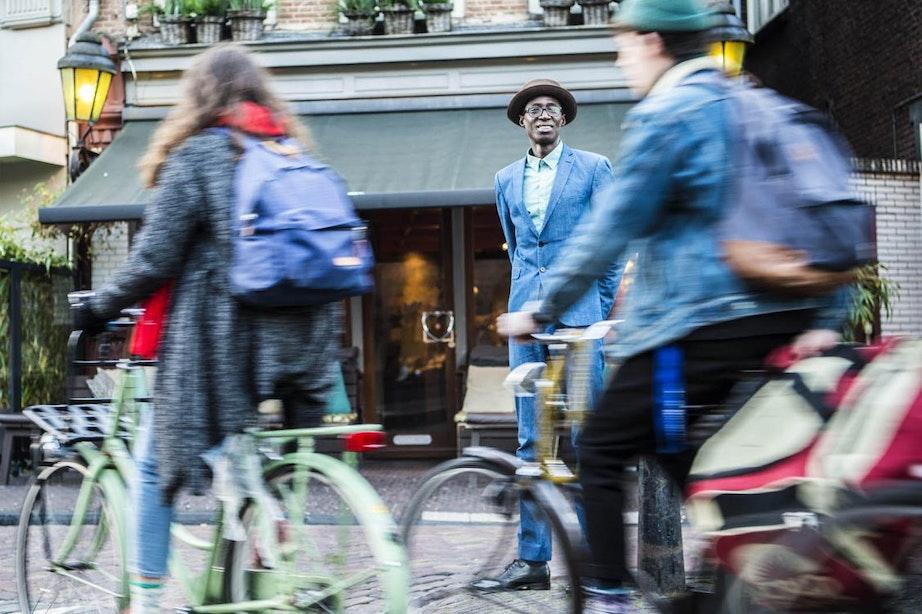 Allemaal Utrechters – Yassou Diouf: 'Ik mis Nederland zélfs als ik in Senegal ben'