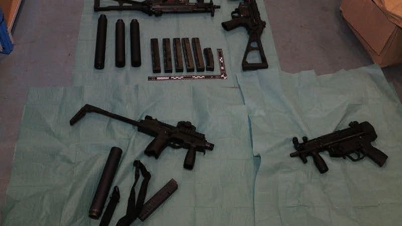 Utrechter vrijgesproken van betrokkenheid wapenbezit en drugshandel