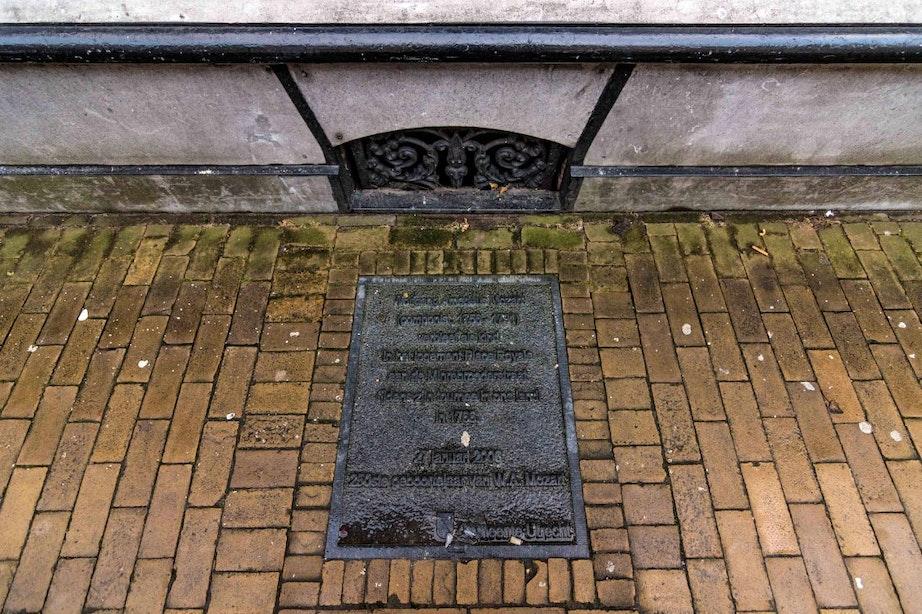 Geheimen van de stad: Neerkijken op Mozart in de Minrebroederstraat