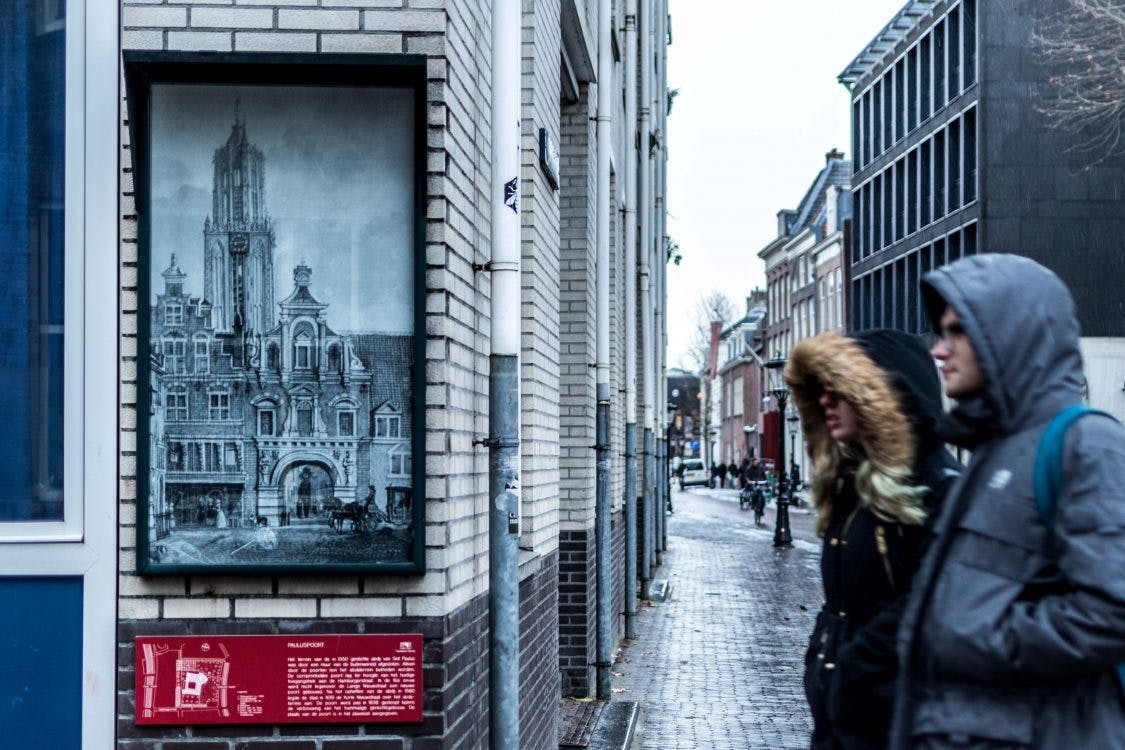 Geheimen van de stad: een poort die moest wijken