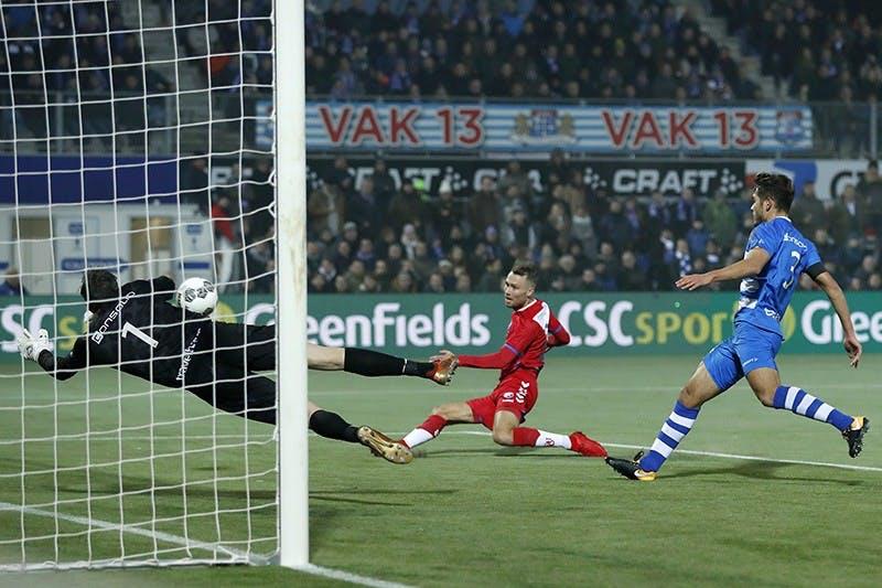 FC Utrecht vergeet te winnen in Zwolle
