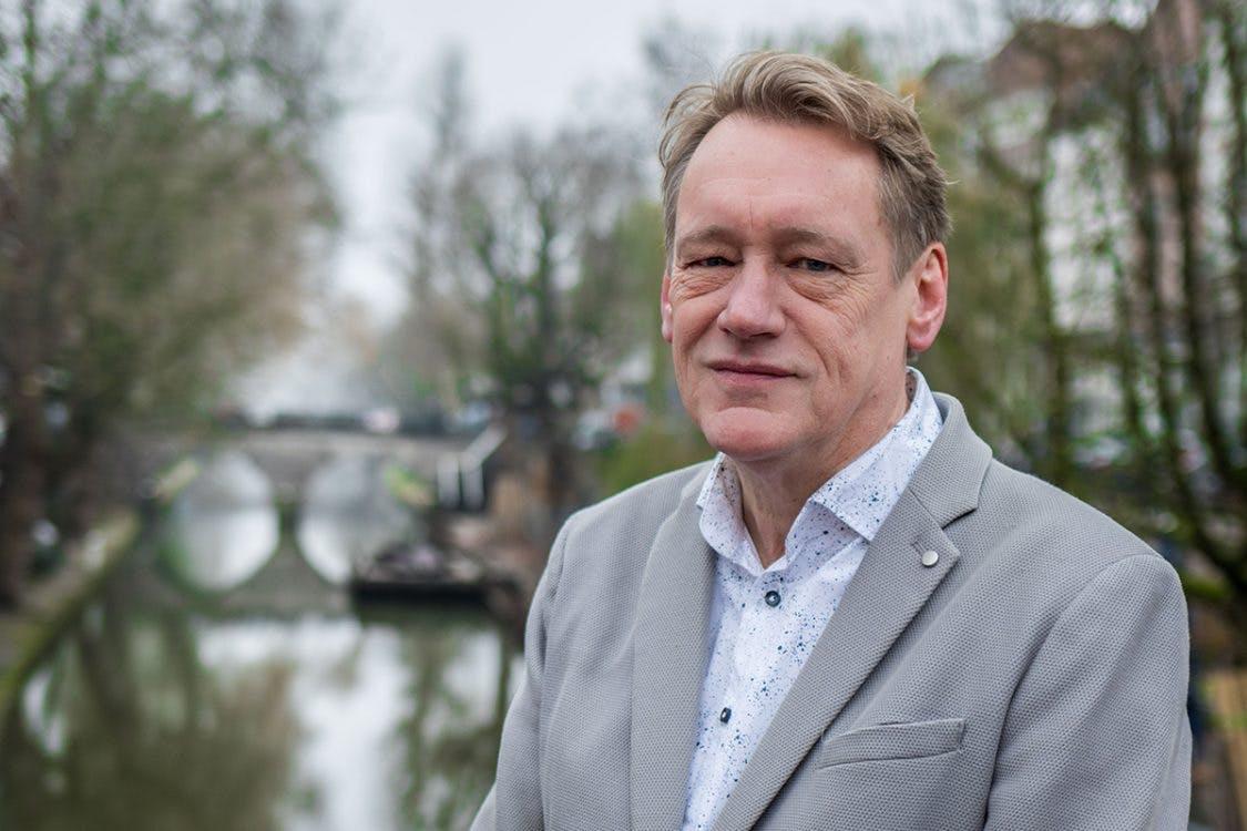 Utrecht volgens schrijver Rob van Scheers: 'Utrecht's got soul'