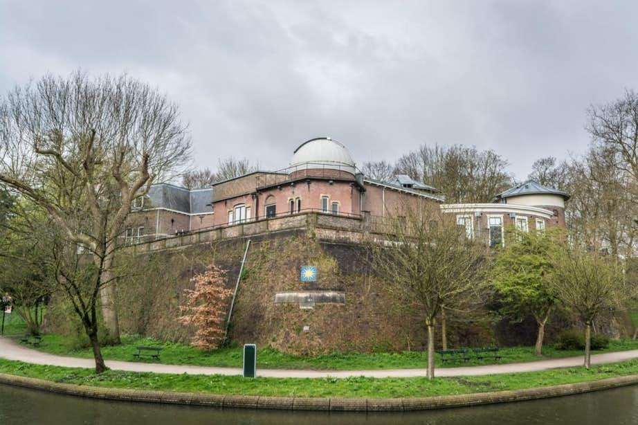 Museum en sterrenwacht Sonnenborgh wint prijs voor toegankelijkheid