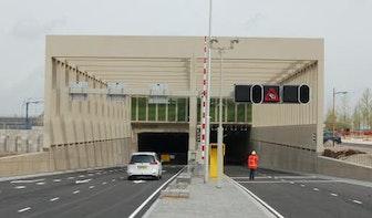 Weer tegenvaller voor Utrechtse Stadsbaantunnel: bijna twee maanden dicht
