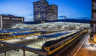 NS wil meer treinen inzetten tussen Utrecht en Amersfoort