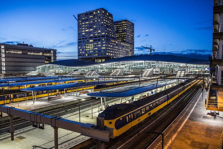 Twee weken lang geen treinverkeer tussen Utrecht en Ede-Wageningen