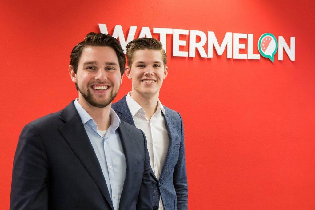 Eerder failliet verklaarde Watermelon komt nu met chatbot-platform
