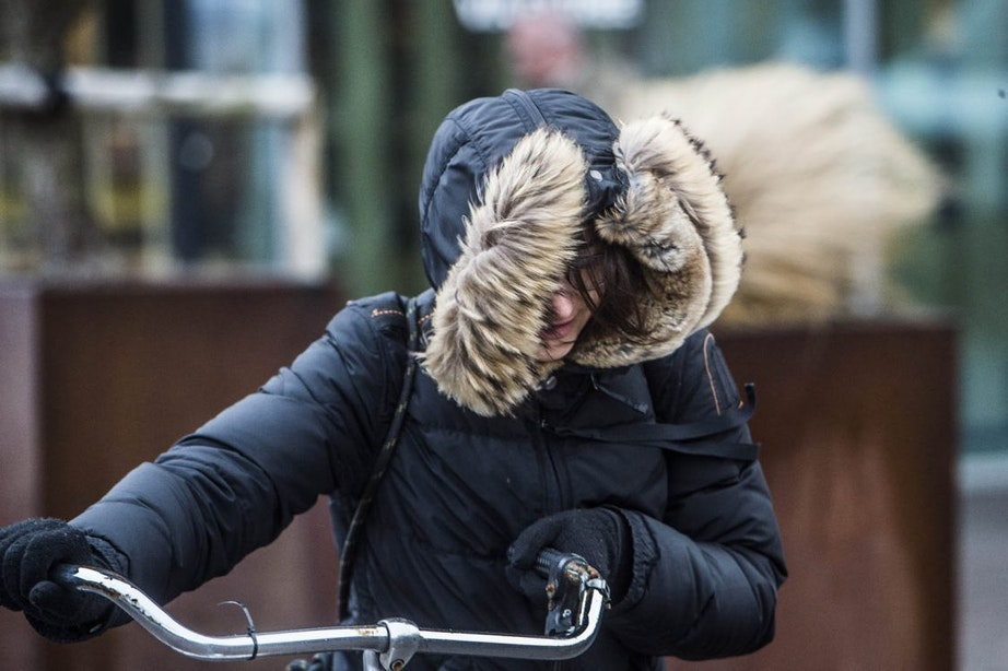 Opnieuw harde windstoten verwacht in Utrecht