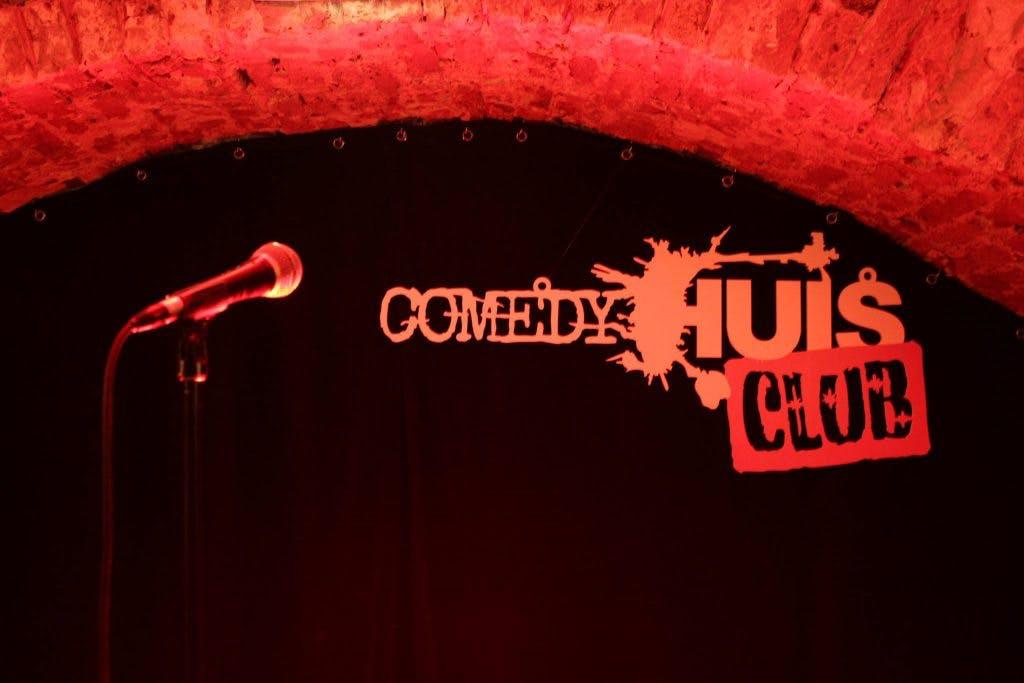 Dagtip: Open mic in de Comedyhuis Club