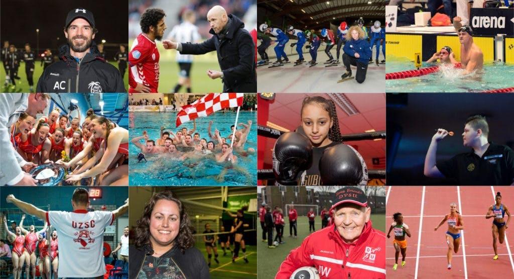 Wie worden de winnaars van de Sportprijs Utrecht 2017?