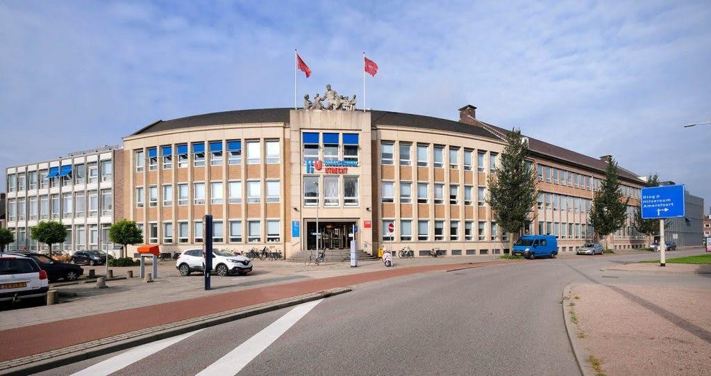 Mix van wonen en horeca in Concordia-gebouw Oudenoord