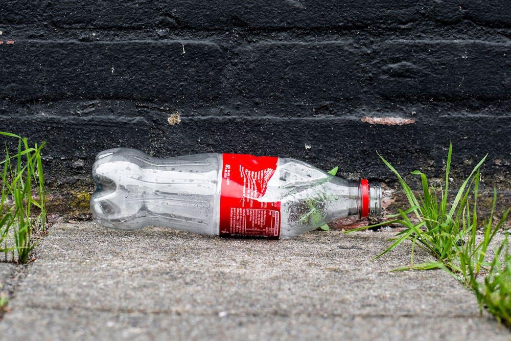 Gemeente Utrecht wil statiegeld op alle PET-flessen en blikjes