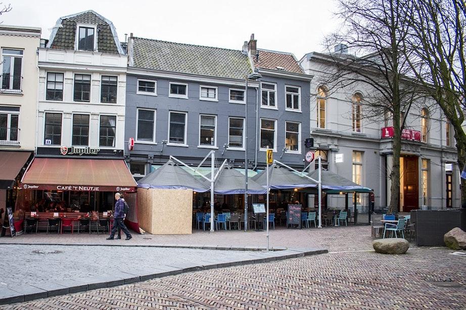 Restaurant Delphi's op Neude sluit na 17 jaar de deuren