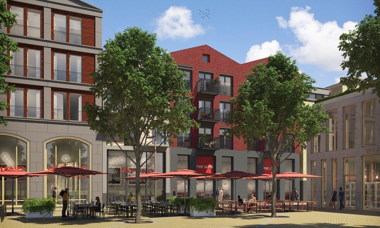 Ook tweede vestiging van Five Guys naar Utrecht