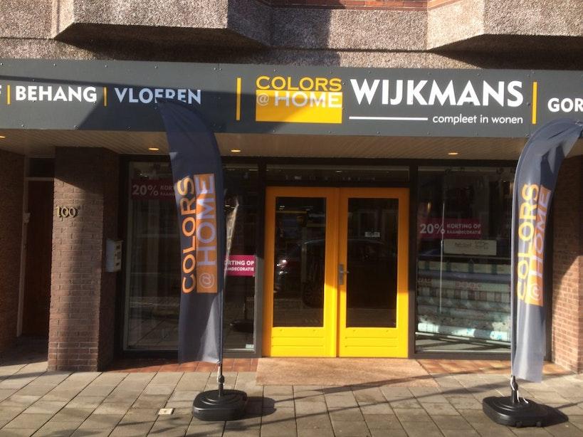 Feest op de Laan van Nieuw Guinea: Behangwinkel Wijkmans bestaat 50 jaar