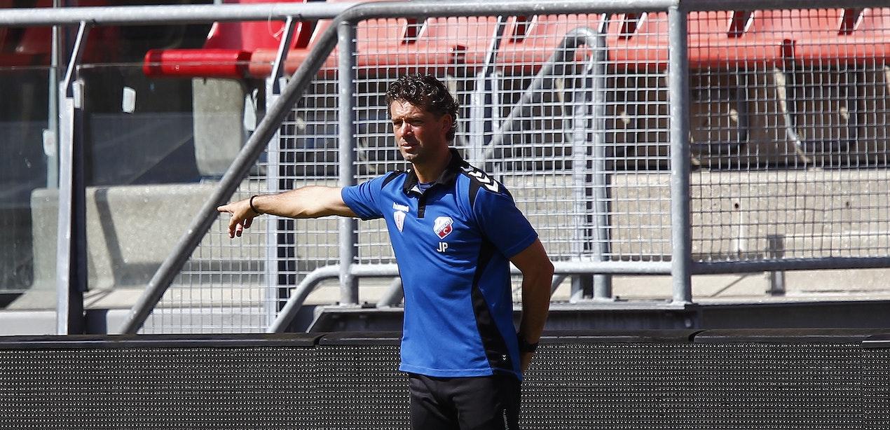 Jean-Paul de Jong krijgt andere rol bij FC Utrecht