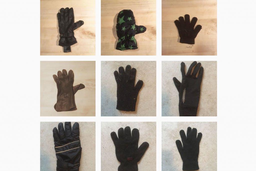 Herenigingsproject verloren handschoenen opgezet in Utrecht